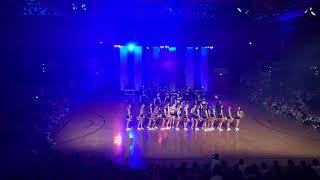 EBS Cheerleading @ WHU Euromasters 2017