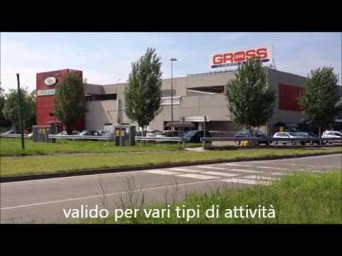 MILANO Spazio coomerciale 1500 mq circa vicino autostrade e uscita tangenziale Ovest Milano Baggio