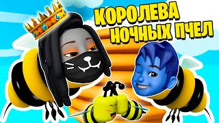 МЫ СТАЛИ ПЧЕЛАМИ! / Roblox Beeface: Be a Bee!