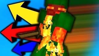 SPEED HACKERS! | Minecraft MICRO BATTLES