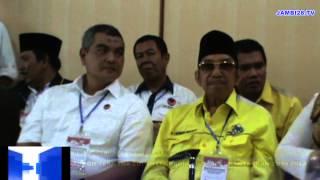 KPU Provinsi Jambi Terima Berkas Pasangan Balon Gubernur Zola FU