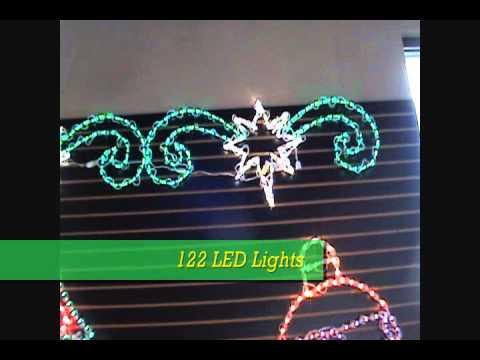 Holidynamics LED Star Light Links
