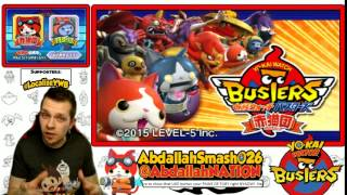 LIVESTREAMING Yo-Kai Watch Busters - Part 7 | Chapter 7 + Giveaway!