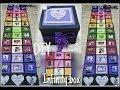 DIY Infinity box || Rolling cube || Never ending box by Somya Shekhawat