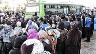 التهجير الديموغرافي في سوريا......إلى أين؟   - جلسة حرة - ح 125
