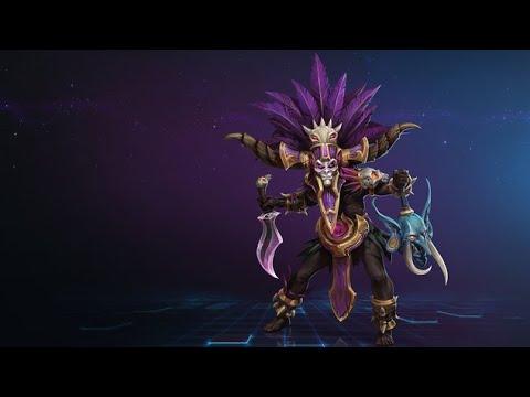 MVP - Nazeebo - Heroes of the Storm (HotS Gameplay)