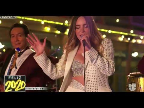 Belinda en VIVO – El Listón De Tu Pelo Feat. Los Angeles Azules (Especial Fin de Año)