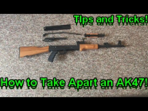 Century Arms RAS47 Tips and Tricks
