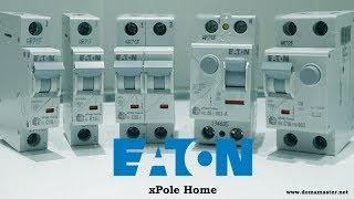 Автоматические выключатели Eaton. Обзор линейки xPole Home. Отзывы