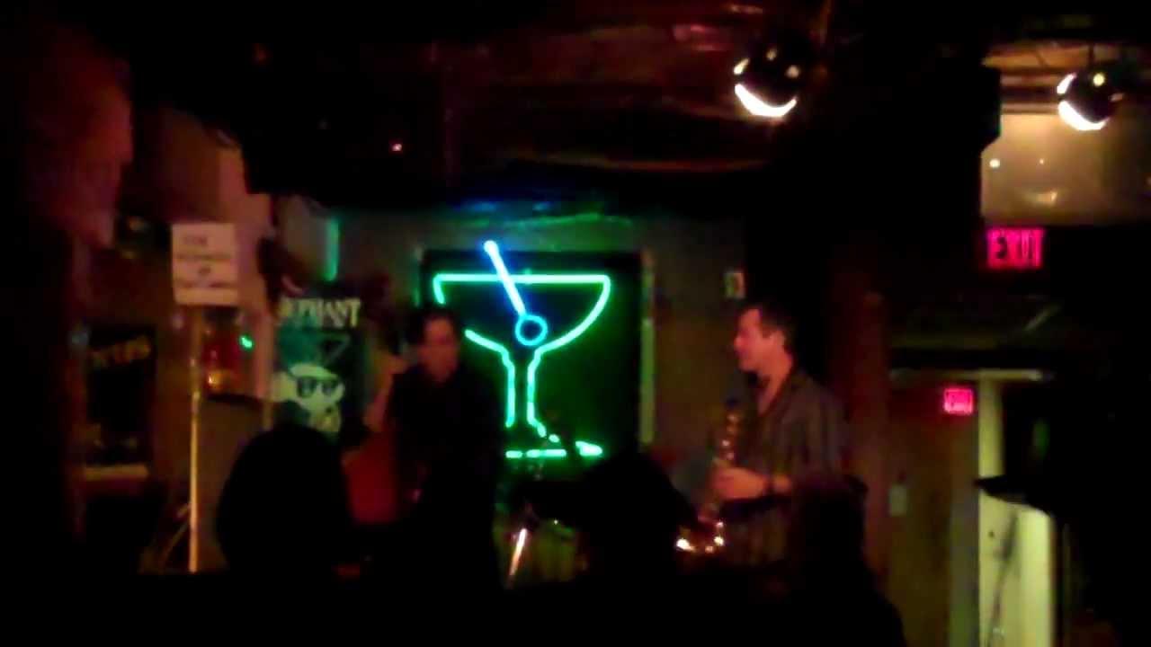 Elephant Room Jazz Club in Austin at SXSW - YouTube