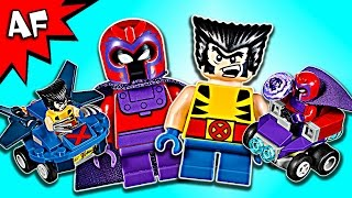Lego Marvel Mighty Micros WOLVERINE vs MAGNETO 76073 Speed Build