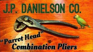 J.P. Danielson Parrot Head Combination Pliers