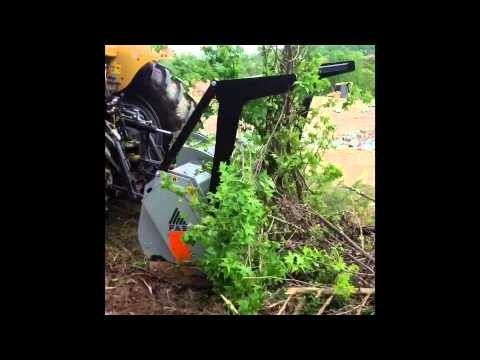 FAE forestry Mulcher PTO mounted DT 225