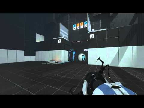 Portal 2 Walkthrough With Owldude - E1