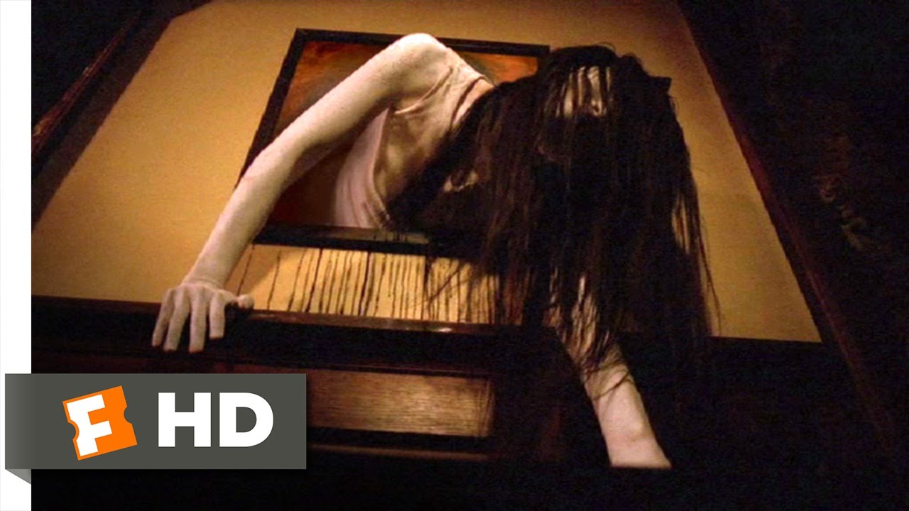 the grudge 3 49 movie clip paintings of blood 2009