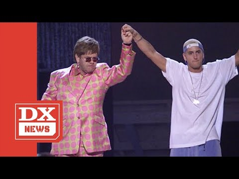Eminem & Elton John Revisit Their Iconic Live