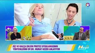 """Op. Dr. Murat Kezer, Star TV ekranlarında yayınlanan """"Nergis Zamanı"""" programına konuk oldu"""
