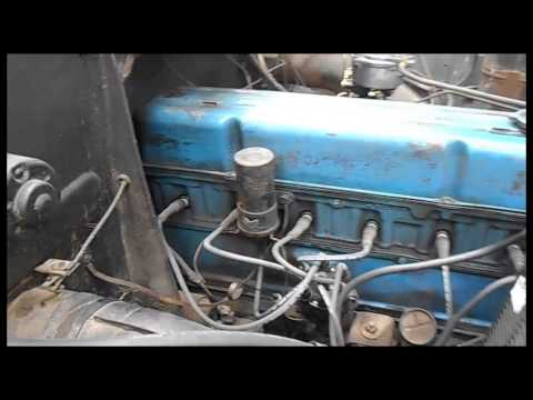 1954 Chevy Bel Air Engine Transmission For Sale