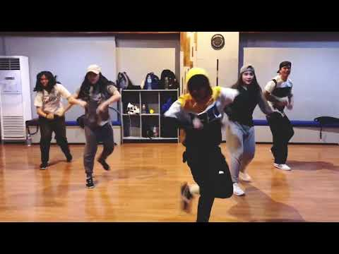 Numba 1 (tide is high) by kardinal - Zyro santos dance class with mica,  charm , joey