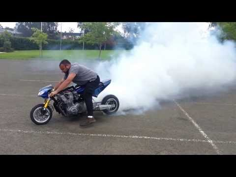 Thumbnail: 1000cc Pocket/Mini Bike burnouts and drag start.