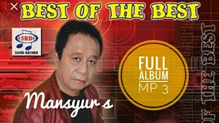 "Lagu dangdut lawas ""mansyur s"" full album mp3"
