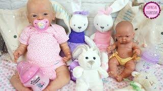Rutina de noche verano para bebés muñecas Lindea y Ben + Cuento infantil para niños y FAN MAIL