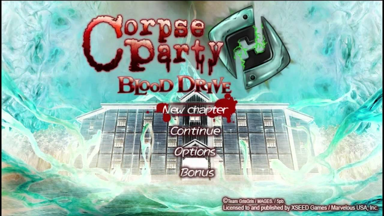 corpse party blood drive vita