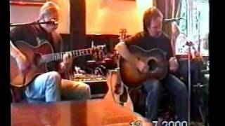 Tam White & Jim Condie - Pollution Blues - July 2000