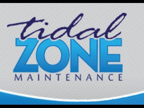 Tidal Zone Maintenance - Reef tank shop tour