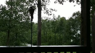 Live Hurricane Florance Feed From Clayton NC.