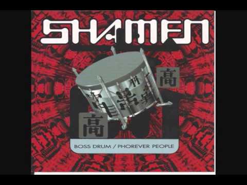 The Shamen - Boss Drum - (Shamen 12'' Mix) 1993