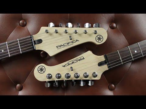 Yamaha PAC 012 VS  Yamaha PAC 112J - Guitar Battle #22