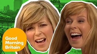 Kate Garraway's Top Ten Goofiest Moments! | Good Morning Britain