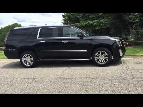 Executive Car Service Escalade 2015