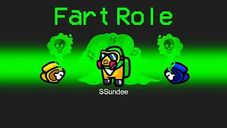 FART BOMB IMPOSTER Role in Among Us