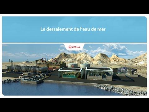 Le dessalement de l'eau de mer - Veolia