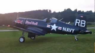 Red Bull Corsair in EDMY