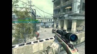 Cod4 Sniper Minitage [GZSG] Storm Production