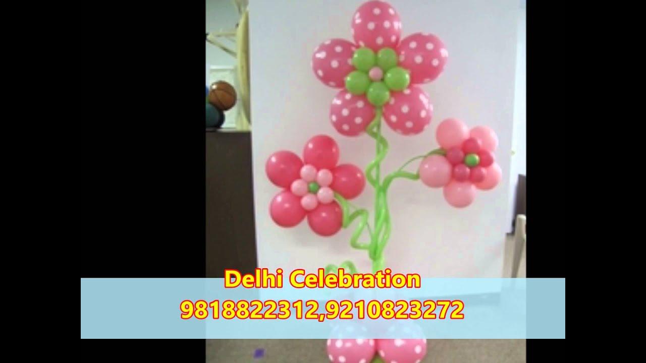 Balloon Decoration In Noida Birthday Balloon Decoration In Noida