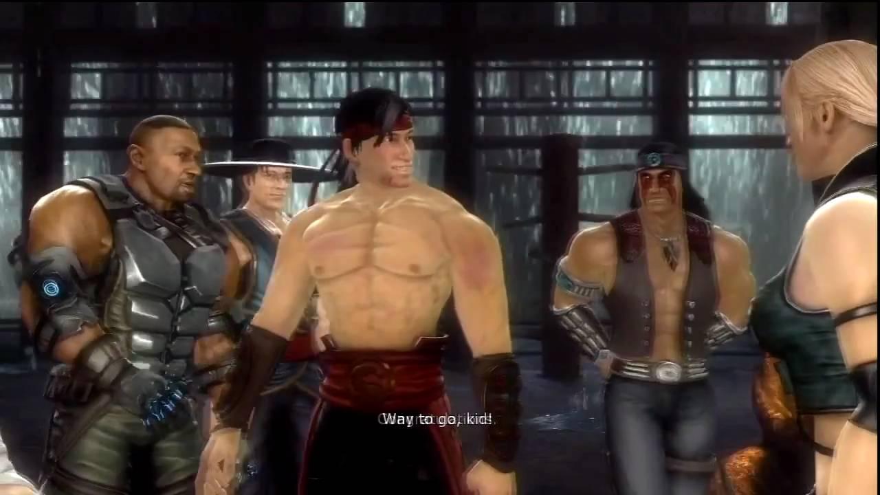 Mortal kombat shang tsung vs liu kang - photo#19