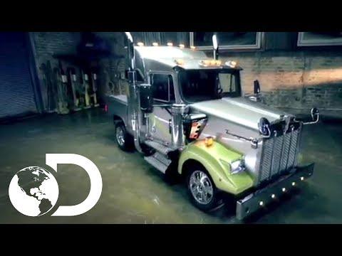 Cabina de camión en un chasis de camioneta | Mexicánicos | Discovery Latinoamérica