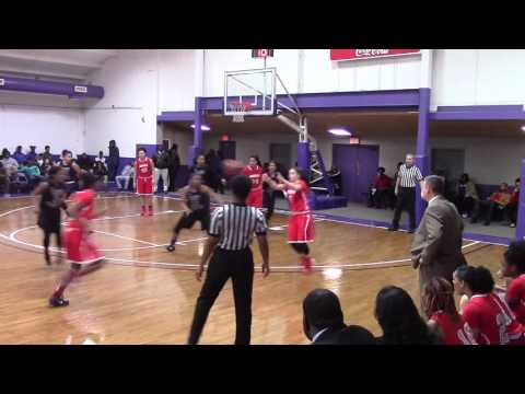 Arkansas Baptist College Lady Buffaloes vs Moberly Area Community College Part 5