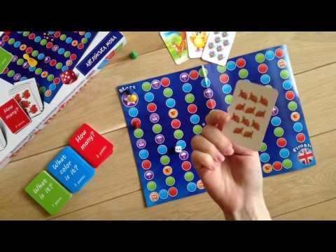 Гра в питання  Для вивчення англійської мови