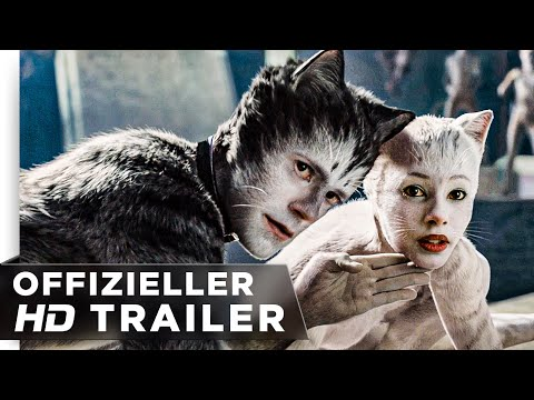 Cats - Trailer deutsch/german HD