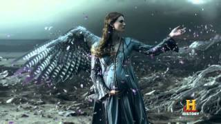 Vikings: Season 2. -- teaser trailer - History Channel -- 2014 - hbonordic.com
