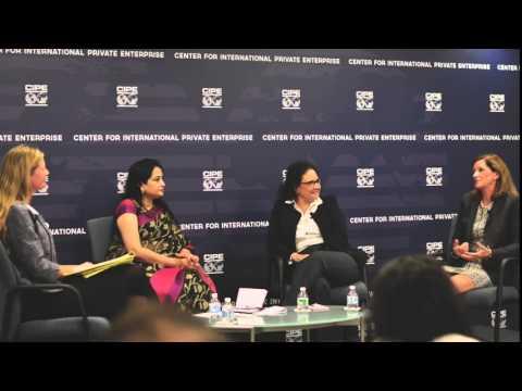 Women's Entrepreneurship: Giving Women a Voice through Economic Empowerment