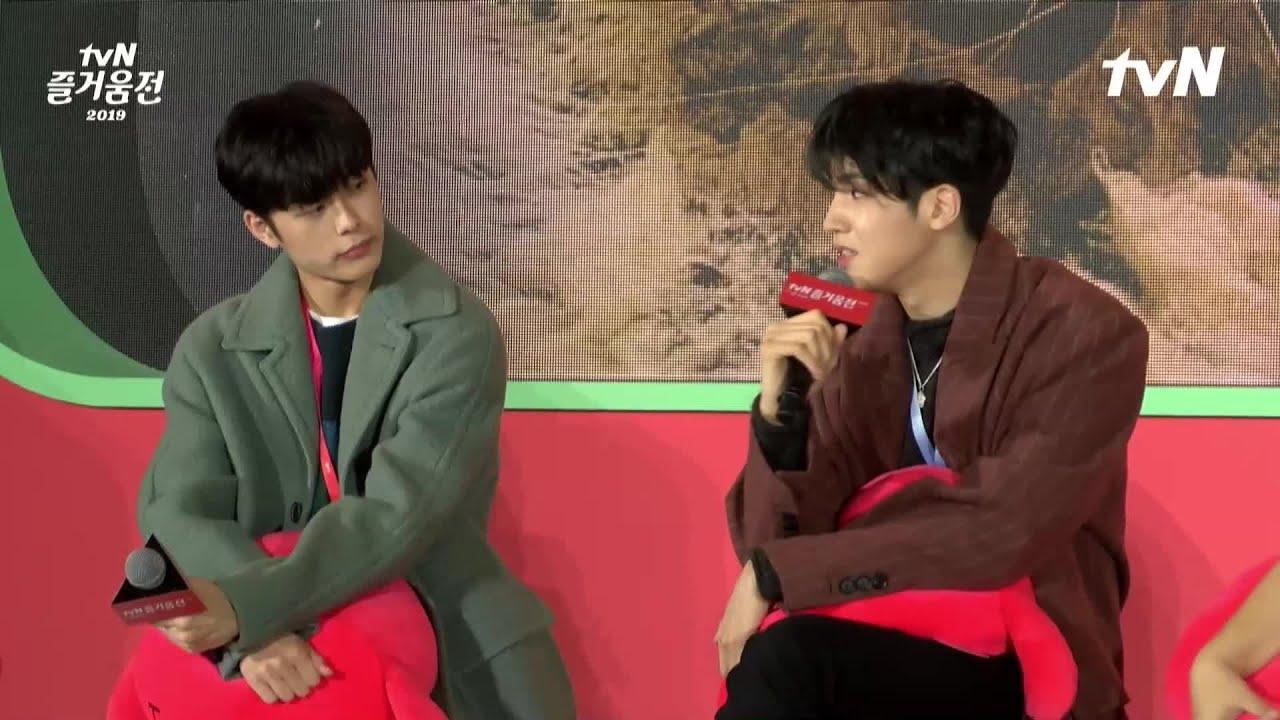 [즐거움전2019-냐옹은 페이크다] 핏줄미남 유선호&우석 | 즐거움엔 끝이 없다, tvN tvN EP.10