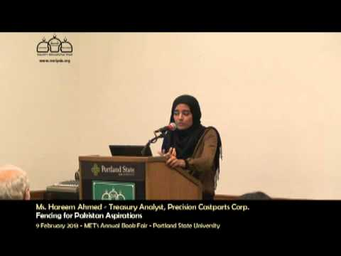 Fencing for Pakistan - Ms. Hareem Ahmed