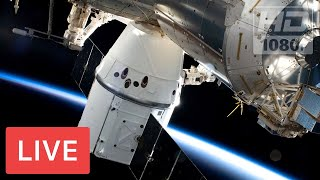 WATCH NOW: SpaceX's Dragon spacecraft Undocking from the Space Station - back to Earth @replay