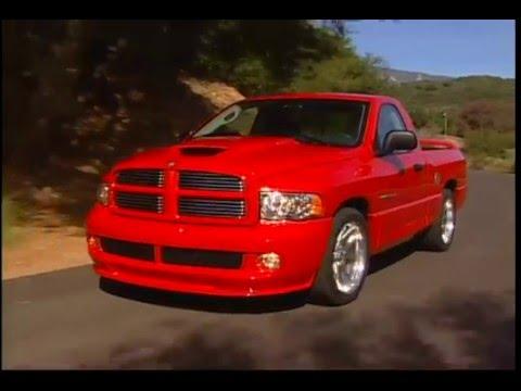 2004 Dodge Ram Srt 10